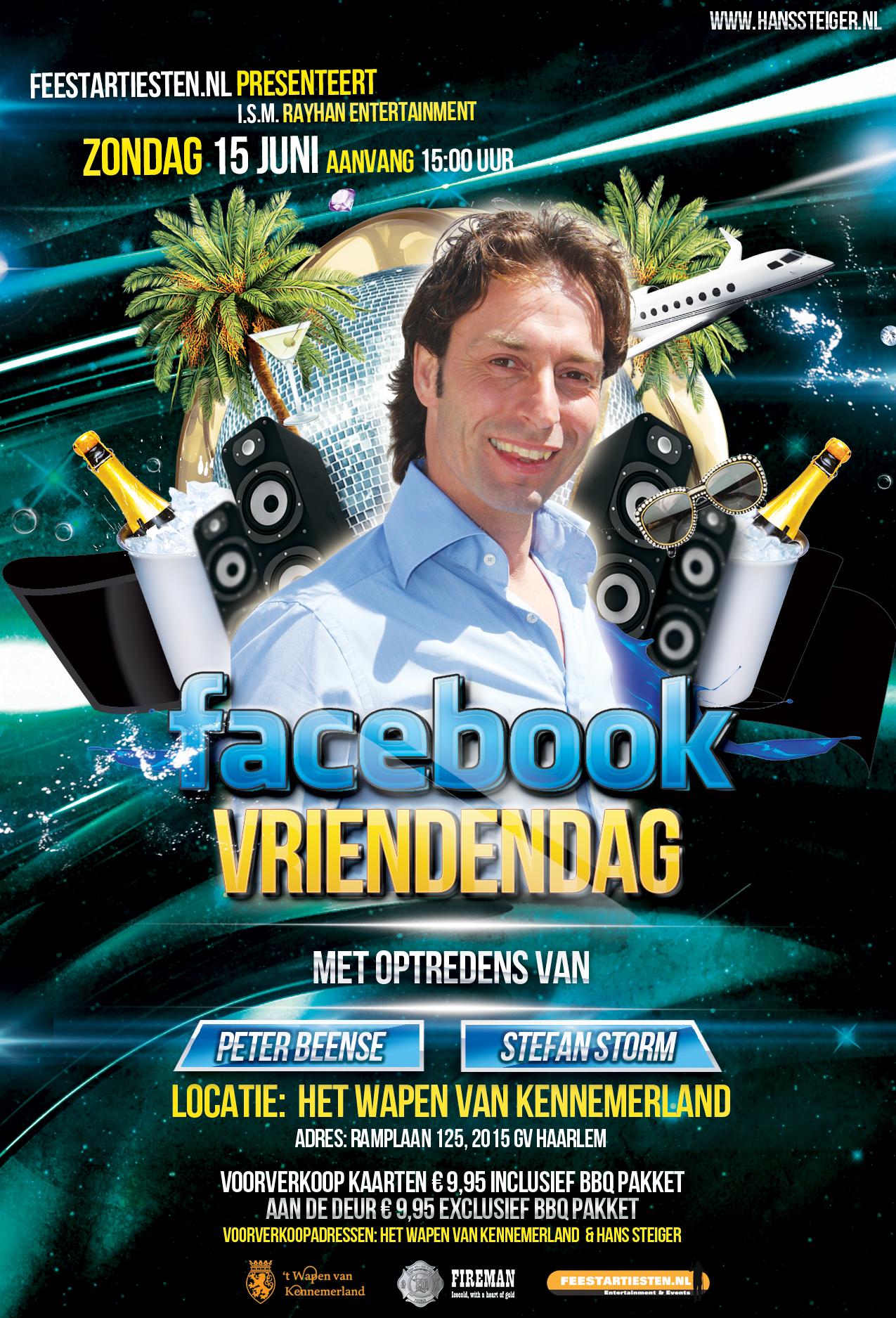 Facebook Vriendendag 2014