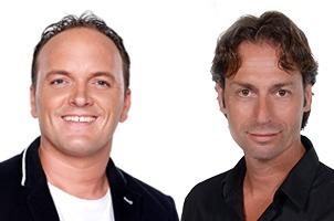 Hans Steiger in duet met Frank van Etten